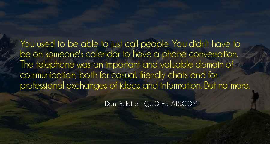 Dan Pallotta Quotes #50472
