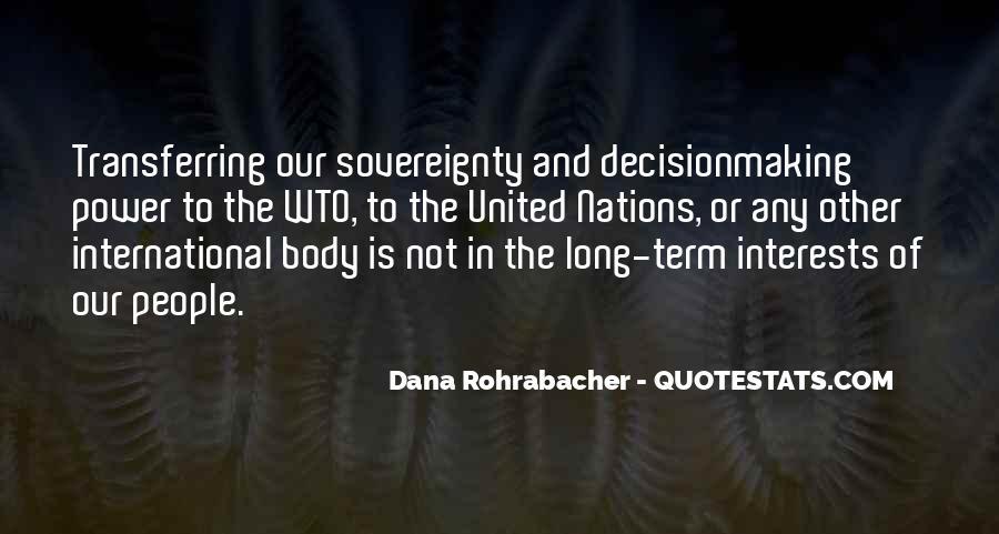 Dana Rohrabacher Quotes #1726684