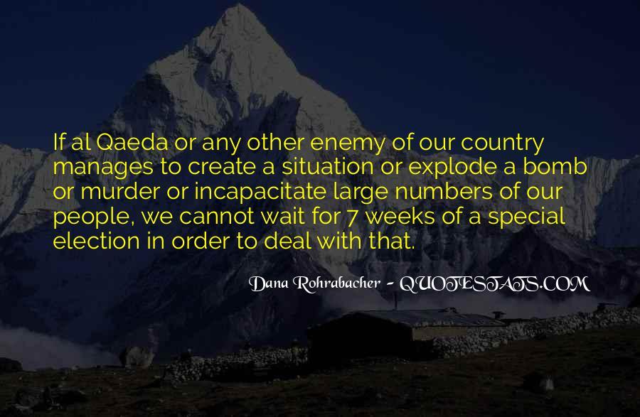 Dana Rohrabacher Quotes #252783