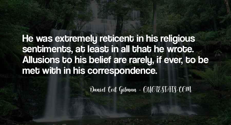 Daniel Coit Gilman Quotes #784494