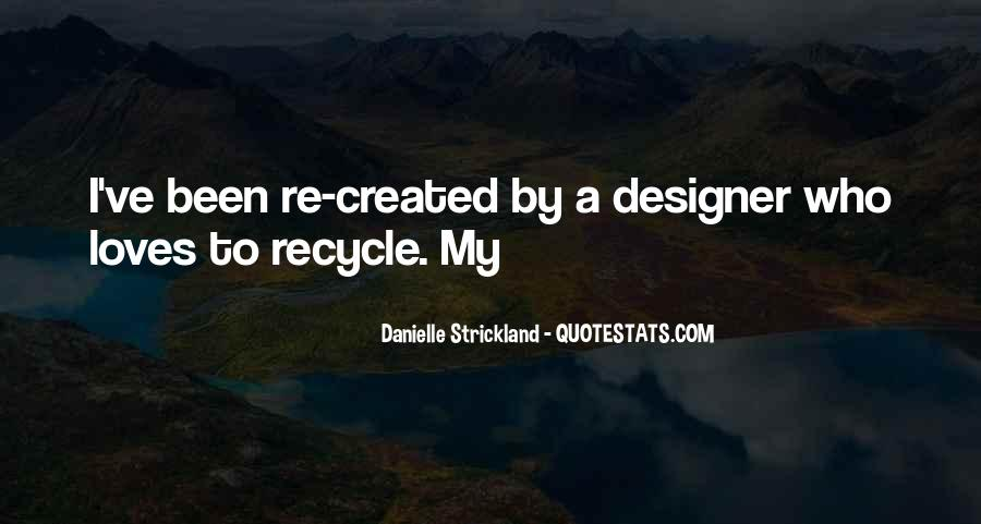 Danielle Strickland Quotes #1406565