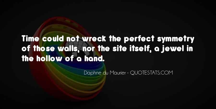 Daphne Du Maurier Quotes #110800