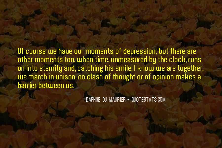 Daphne Du Maurier Quotes #119799