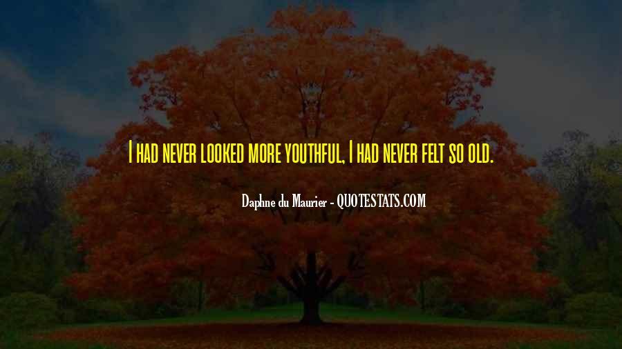 Daphne Du Maurier Quotes #134151