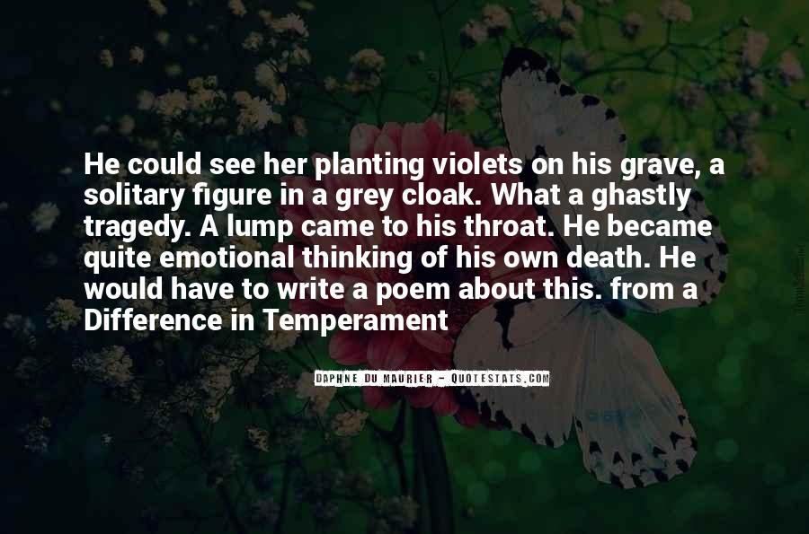 Daphne Du Maurier Quotes #168448