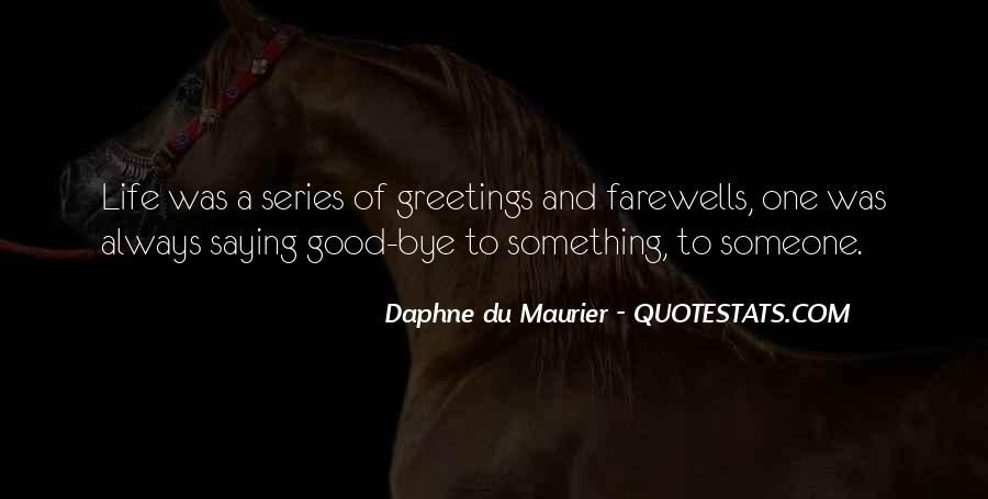 Daphne Du Maurier Quotes #196420