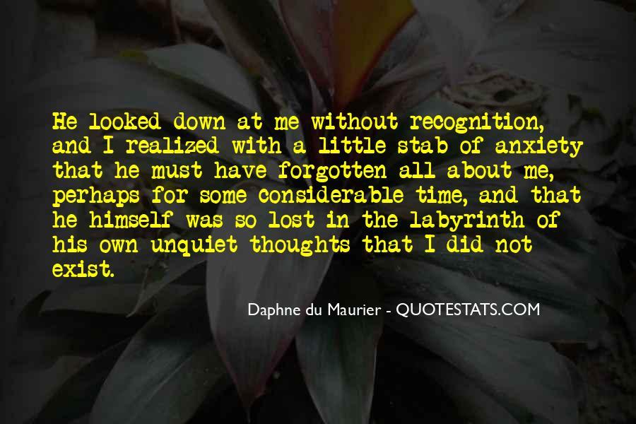 Daphne Du Maurier Quotes #220003