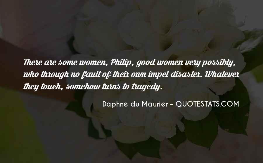 Daphne Du Maurier Quotes #244382