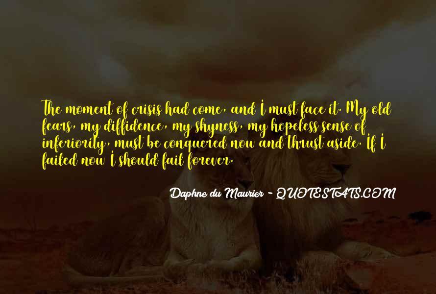 Daphne Du Maurier Quotes #248575