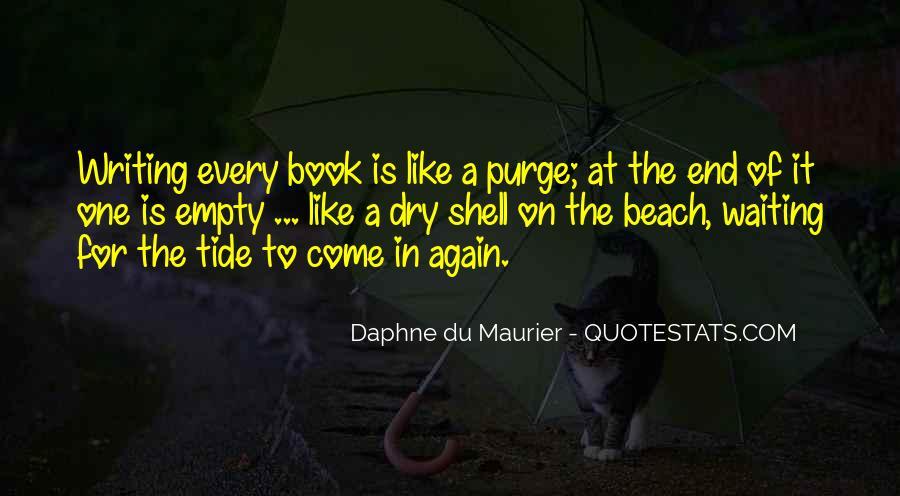Daphne Du Maurier Quotes #284831