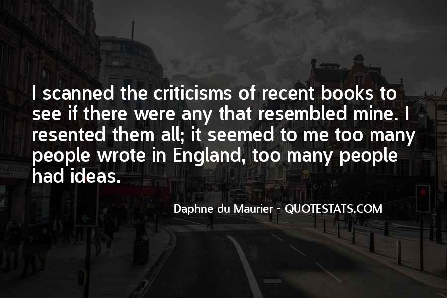 Daphne Du Maurier Quotes #300426