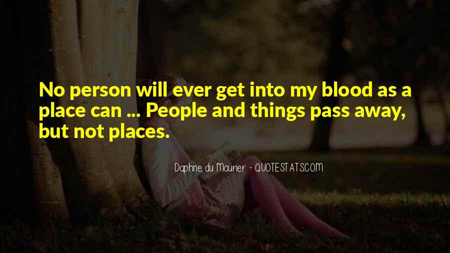 Daphne Du Maurier Quotes #306855