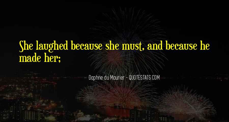 Daphne Du Maurier Quotes #310399