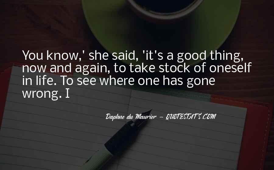 Daphne Du Maurier Quotes #334340
