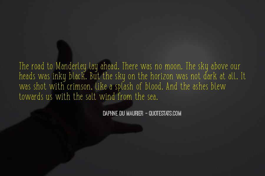 Daphne Du Maurier Quotes #36845