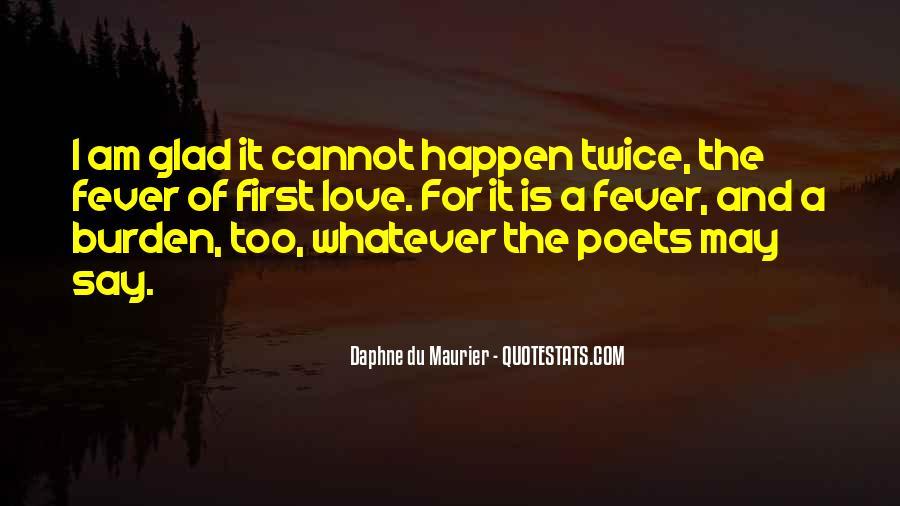 Daphne Du Maurier Quotes #381337