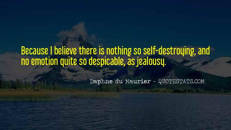 Daphne Du Maurier Quotes #391035