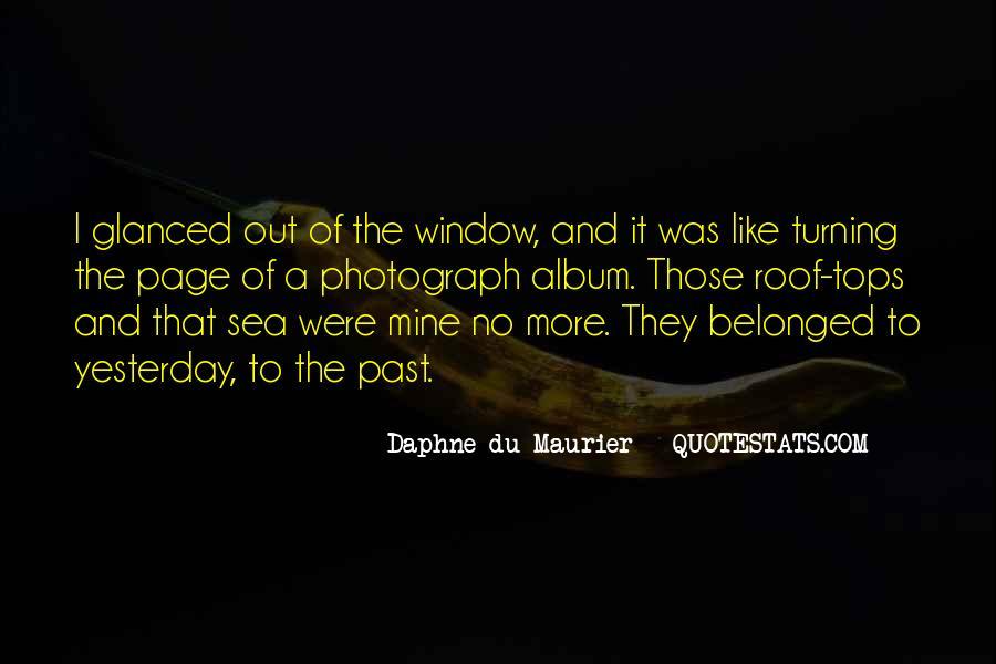 Daphne Du Maurier Quotes #400299