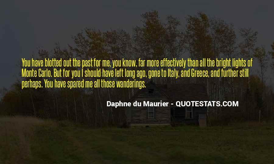 Daphne Du Maurier Quotes #44825