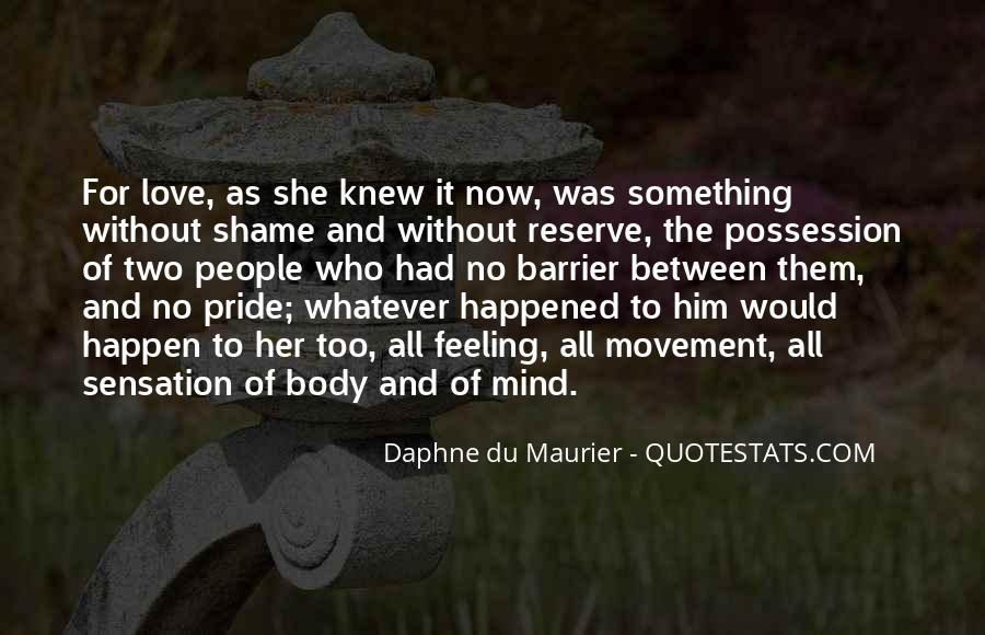 Daphne Du Maurier Quotes #47446