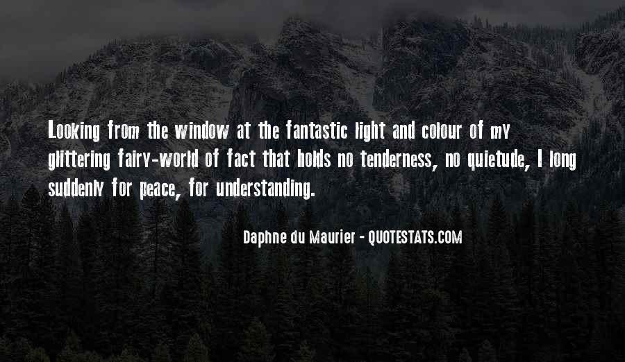 Daphne Du Maurier Quotes #504402
