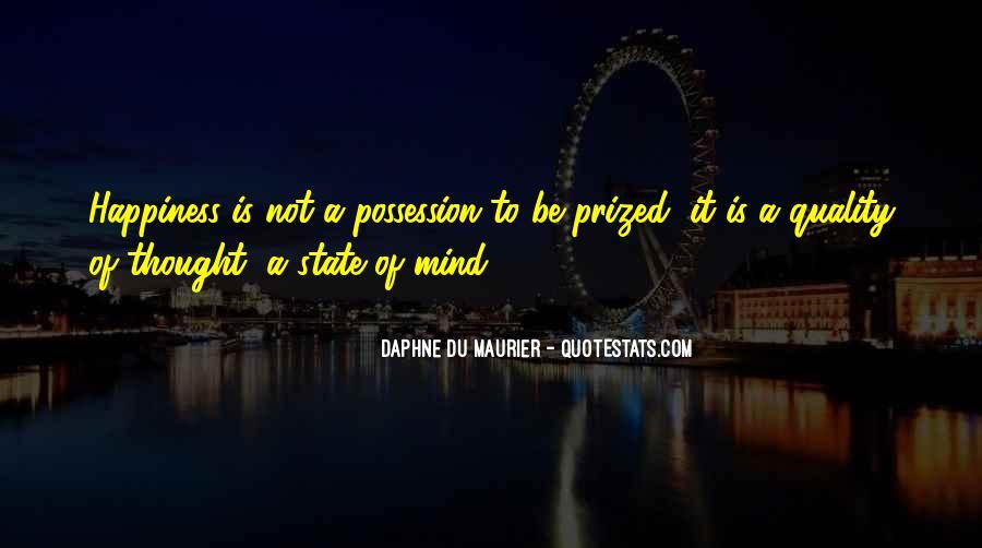 Daphne Du Maurier Quotes #571345