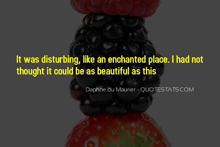 Daphne Du Maurier Quotes #605481