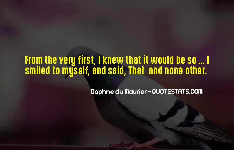 Daphne Du Maurier Quotes #60969