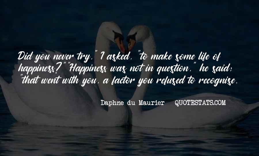 Daphne Du Maurier Quotes #658450