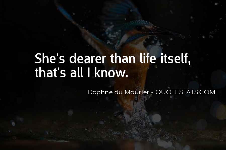 Daphne Du Maurier Quotes #661876