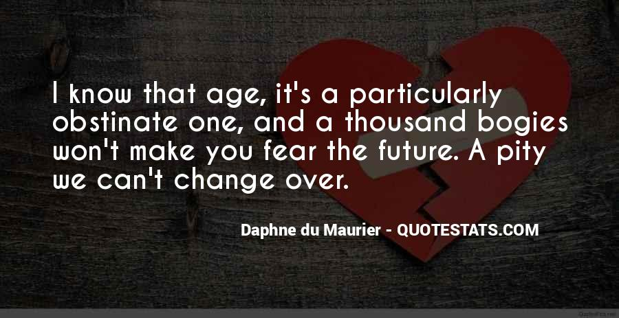 Daphne Du Maurier Quotes #670592