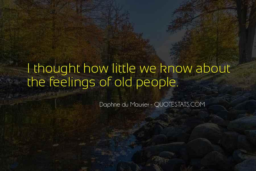 Daphne Du Maurier Quotes #681767