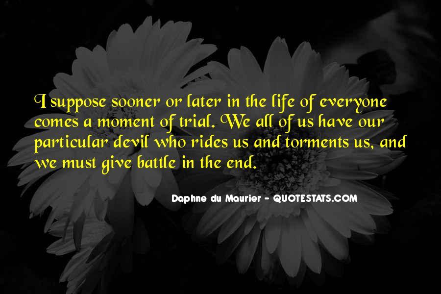 Daphne Du Maurier Quotes #689321