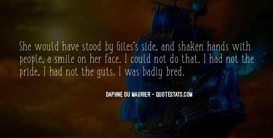Daphne Du Maurier Quotes #702058