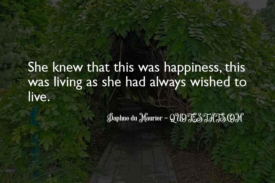 Daphne Du Maurier Quotes #722548
