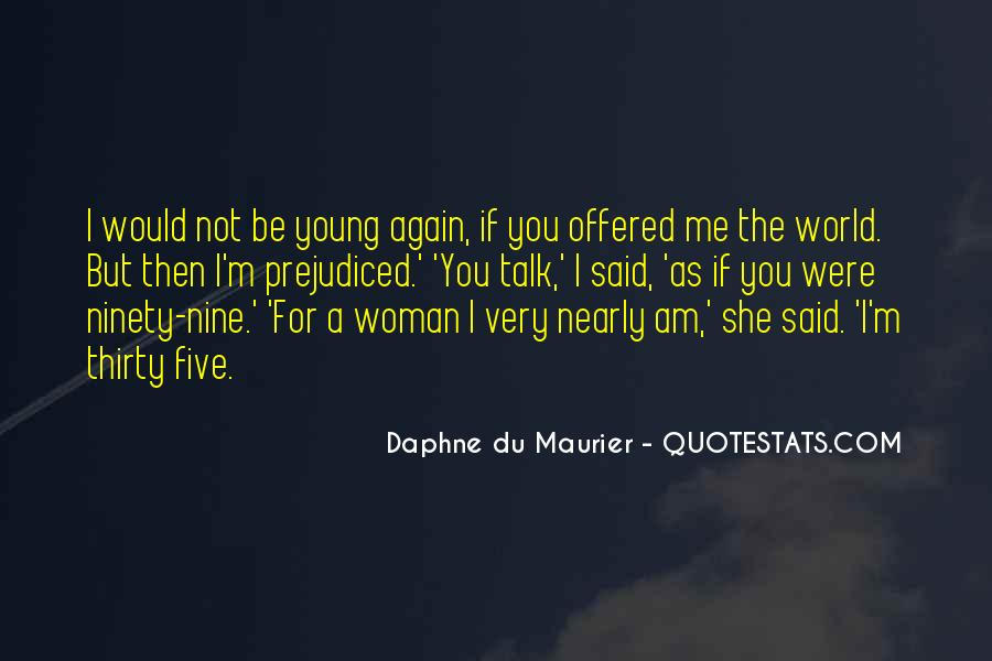 Daphne Du Maurier Quotes #724647