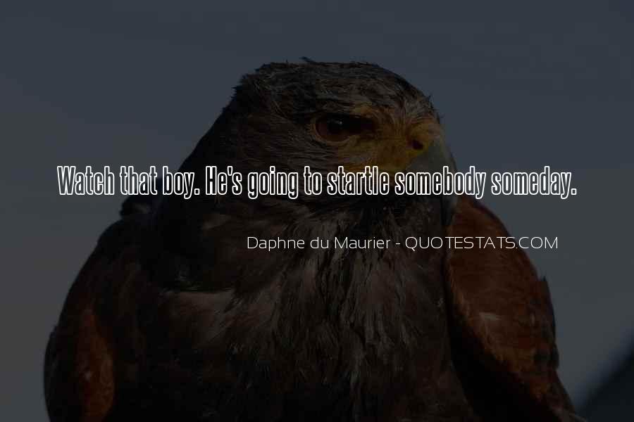 Daphne Du Maurier Quotes #8776