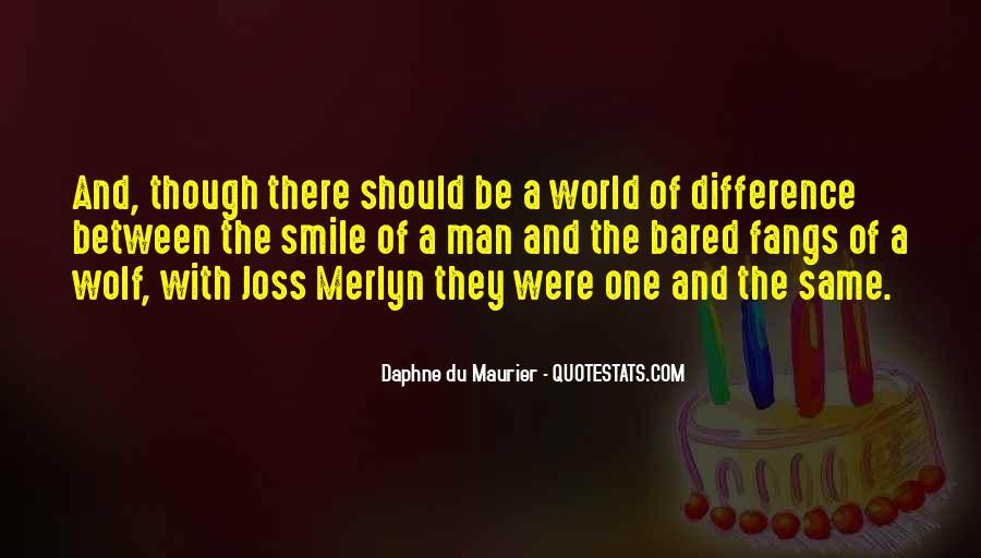 Daphne Du Maurier Quotes #887547