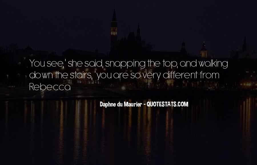 Daphne Du Maurier Quotes #904526