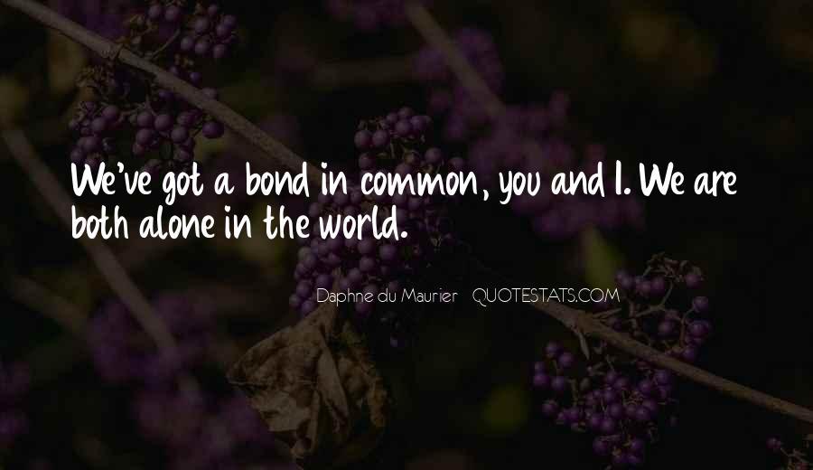 Daphne Du Maurier Quotes #910396