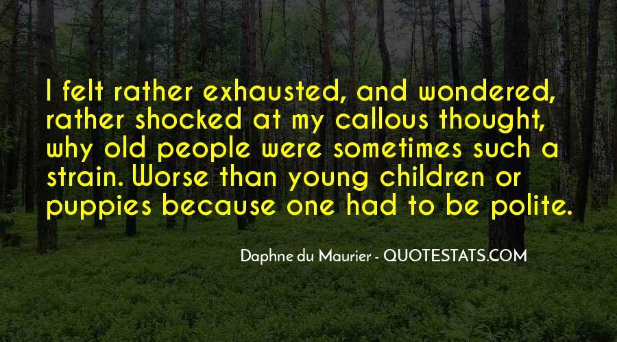 Daphne Du Maurier Quotes #952273