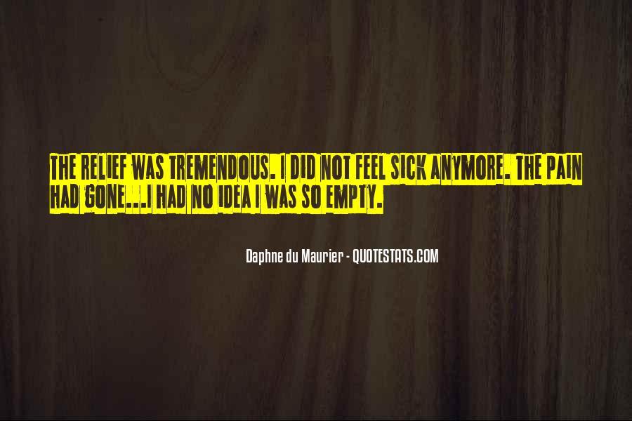 Daphne Du Maurier Quotes #965583