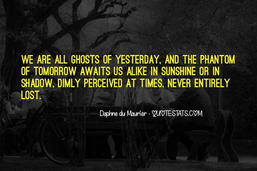 Daphne Du Maurier Quotes #972391