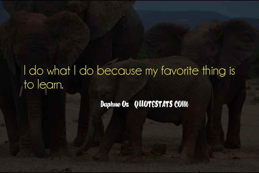 Daphne Oz Quotes #313444