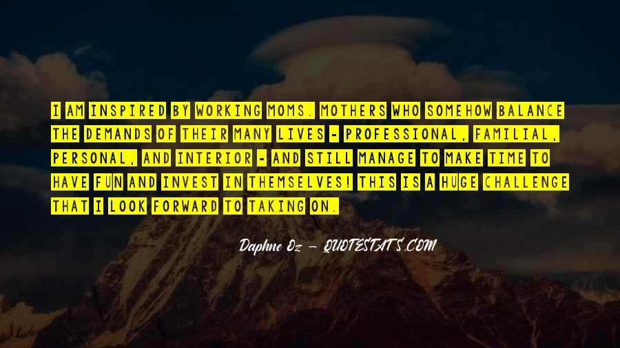 Daphne Oz Quotes #510438