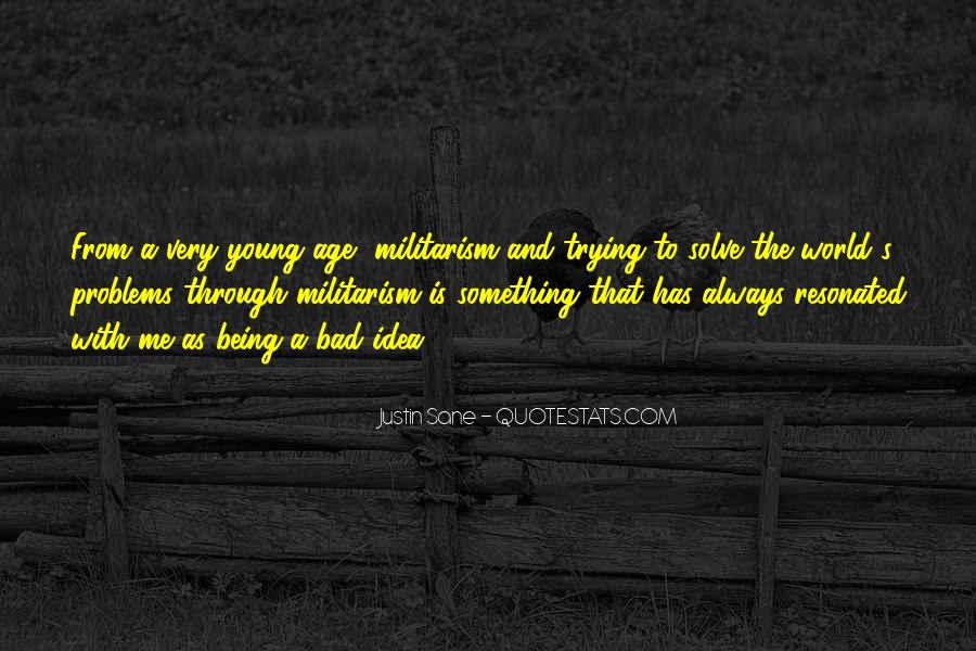 Quotes About Being Through #69566