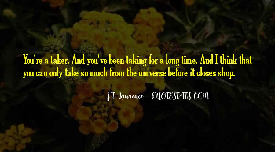 Quotes About Taking Time For You #1275675