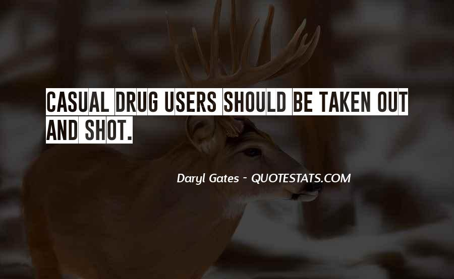 Daryl Gates Quotes #53920