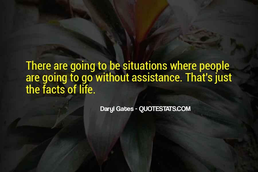 Daryl Gates Quotes #699861