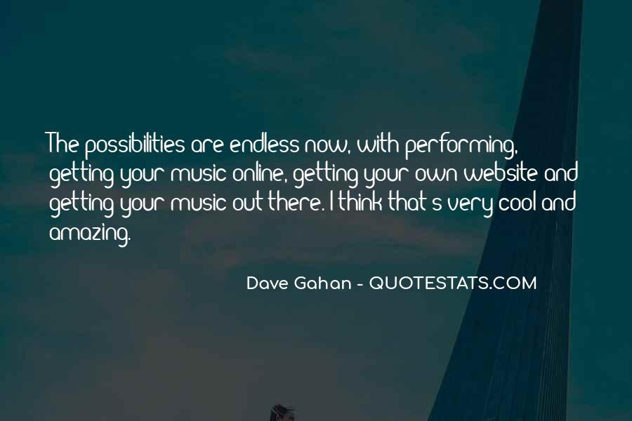 Dave Gahan Quotes #1291654